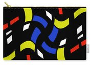 City Lights Abstract Carry-all Pouch