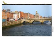 City Of Dublin Carry-all Pouch
