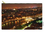 City Of Light Carry-all Pouch by Elena Elisseeva