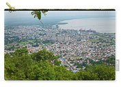 City Of Port Of Spain Trinidad 3 Carry-all Pouch