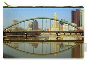 City Reflections Through A Bridge Carry-all Pouch