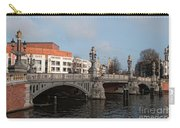 City Scenes From Amsterdam Carry-all Pouch