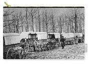 Civil War: Ambulances, C1864 Carry-all Pouch