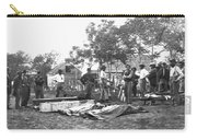Civil War Burial, 1864 Carry-all Pouch