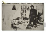 Civil War Hospital Carry-all Pouch by Bill Cannon