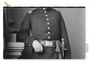Civil War Major, C1865 Carry-all Pouch