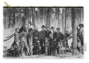 Civil War: Mathew Brady Carry-all Pouch