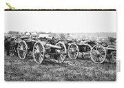 Civil War: Parrott Guns Carry-all Pouch