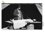 Civil War: Surgeon Carry-all Pouch