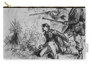 Civil War: Union Infantry Carry-all Pouch