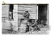 Civil War: Union Soldiers Carry-all Pouch