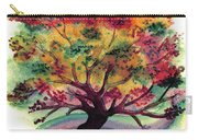 Clad In Color Carry-all Pouch