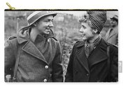 Clare Boothe Luce (1903-1987) Carry-all Pouch