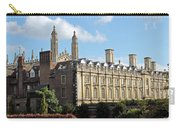 Clare College Cambridge Carry-all Pouch