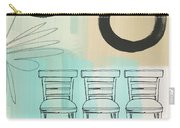 Clarity Carry-all Pouch by Linda Woods