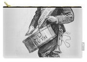 Clark Howell (1863-1936) Carry-all Pouch