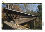 Clarkson Covered Bridge Carry-all Pouch