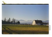 Classic Barn In The Country Carry-all Pouch
