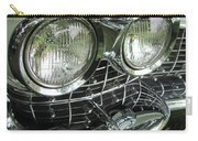 Classic Car - White Grill 1 Carry-all Pouch