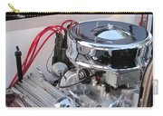 Classic Car Engine Carry-all Pouch