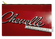 Classic Chevelle Carry-all Pouch