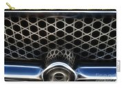 Classic Chrome Car Grill Carry-all Pouch