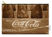 Classic Coke Work B Carry-all Pouch