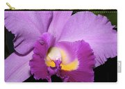 Classic Purple Orchid Carry-all Pouch