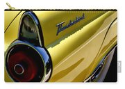 Classic T-bird Tailfin Carry-all Pouch