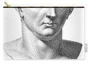 Claudius I (10 B.c.-54 A.d.) Carry-all Pouch