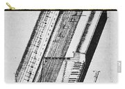 Clavichord, 1636 Carry-all Pouch