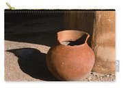 Clay Pot And Shadow Carry-all Pouch