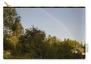 Clear Sky Rainbow Carry-all Pouch