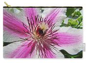 Clematis II Carry-all Pouch