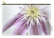 Clematis Josephine Carry-all Pouch