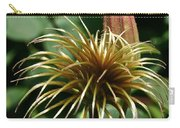 Clematis Mop Carry-all Pouch