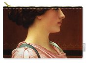 Cleonice Carry-all Pouch by John William Godward