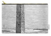 Cleopatras Needle Carry-all Pouch by Granger