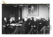Cleveland Cabinet, 1889 Carry-all Pouch