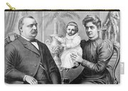 Cleveland Family, C1893 Carry-all Pouch