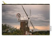 Cley Windmill Carry-all Pouch by Chris Thaxter
