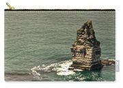 Cliff Of Moher 17 Carry-all Pouch