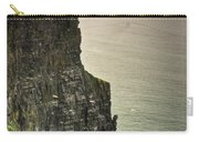 Cliff Of Moher 20 Carry-all Pouch