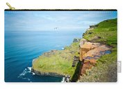 Cliff Of Moher 22 Carry-all Pouch