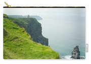 Cliff Of Moher 24 Carry-all Pouch