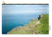 Cliff Of Moher 26 Carry-all Pouch