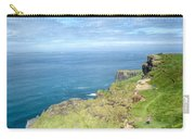 Cliff Of Moher 27 Carry-all Pouch