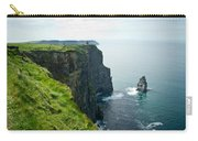 Cliff Of Moher 28 Carry-all Pouch