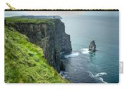 Cliff Of Moher 29 Carry-all Pouch