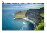 Cliff Of Moher 32 Carry-all Pouch